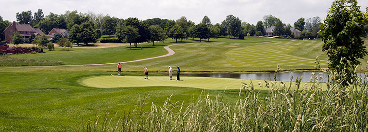 golf course photo at champion trace